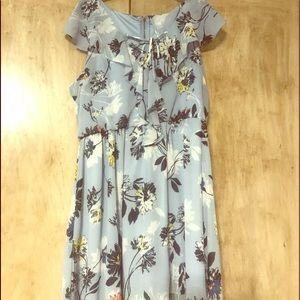 Cute women's summer dress XL